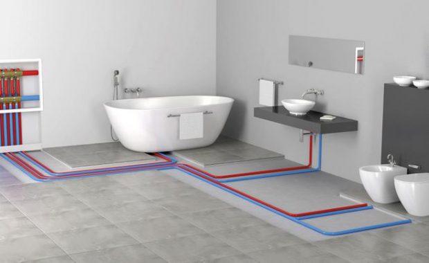 Ανακαινίζοντας τα υδραυλικά της οικίας σας