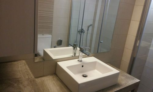 Ανακαίνιση Μπάνιου στα Πετράλωνα