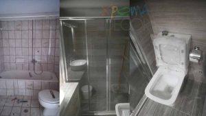 Ανακαίνιση μπάνιου στην Νίκαια - Πειραιά