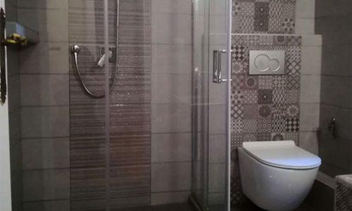 Ανακαίνιση μπάνιου στο Βύρωνα