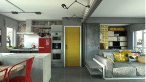 Μια οικονομική ανακαίνιση σπιτιού