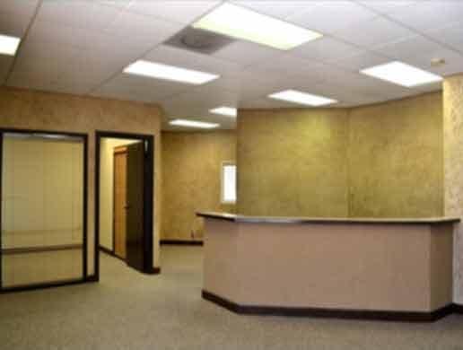 Reception και χώροι υποδοχής
