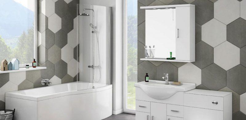 Ανακαίνιση μπάνιου στη Καλλιθέα