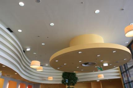 Κρεμαστή οροφή