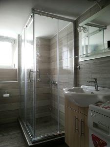 Ανακαίνιση μπάνιου στην Ηλιούπολη