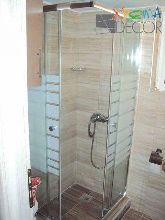 καμπίνα μπάνιου