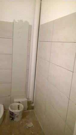 Ανακαίνιση μπάνιου και WC στο Βύρωνα