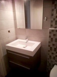 Ανακαίνιση μπάνιου στα κάτω Πατήσια