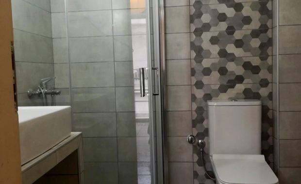 Ανακαίνιση μπάνιου στην Νίκαια