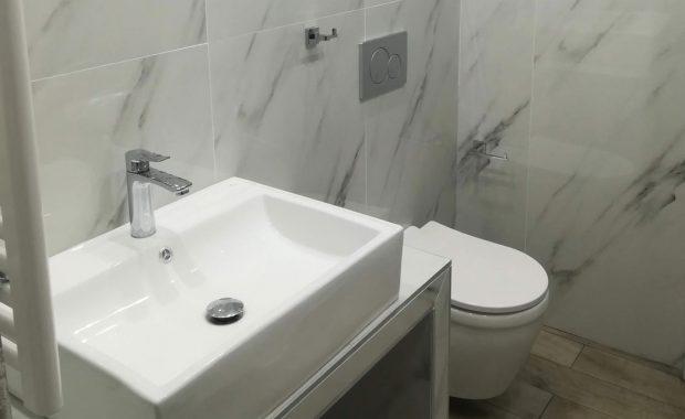 Ανακαίνιση Μπάνιου στο Κερατσίνι