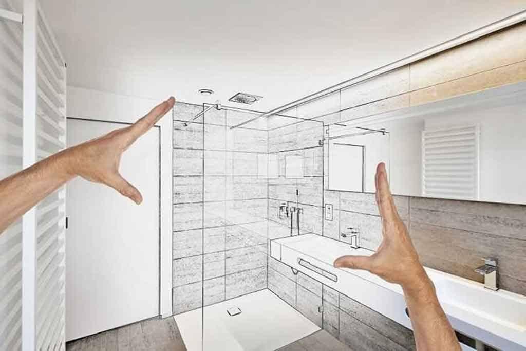 Καλύτερη εκμετάλλευση του χώρου του μπάνιου