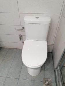 λεκάνη μπάνιου