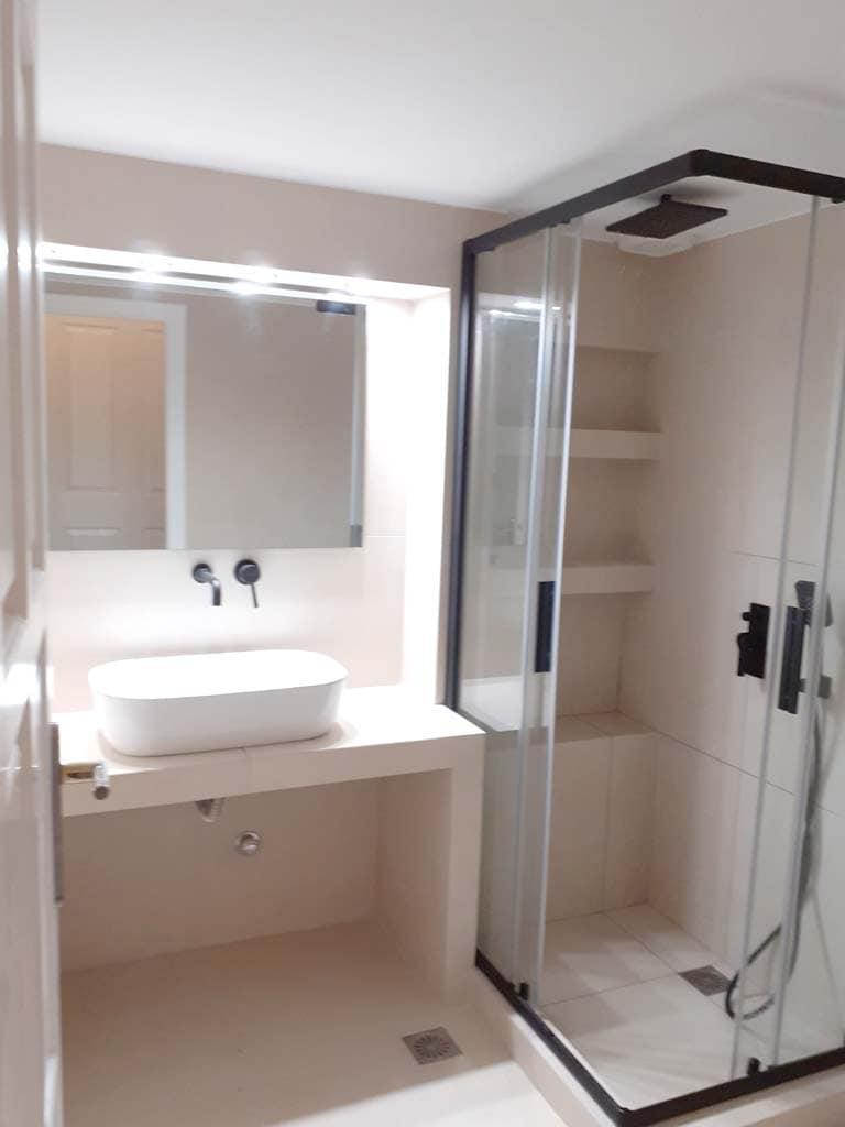 Ανακαίνιση Μπάνιου στο Ίλιον